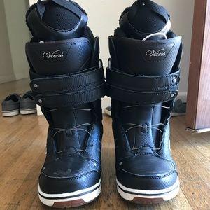 d7a177ab017db7 Vans Shoes - Vans Kira Boa Snowboarding Boots